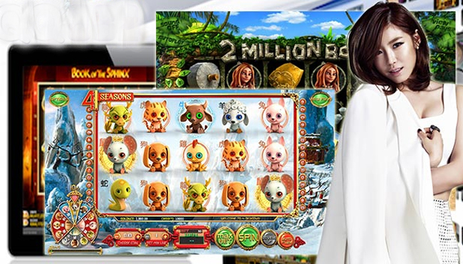 Mainkan Permainan Slot dengan Ragam Keuntungan