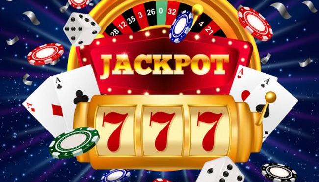 Menang Jackpot Mesin Slot
